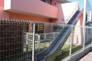 双葉保育園 滑り台